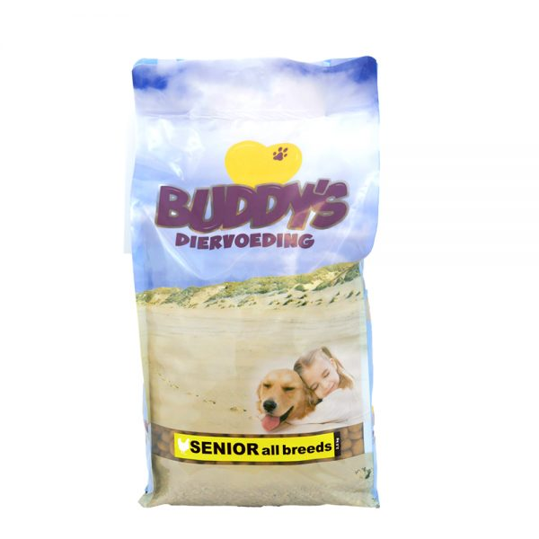 BUDDY BROK SENIOR ALL BREEDS 2,5KG